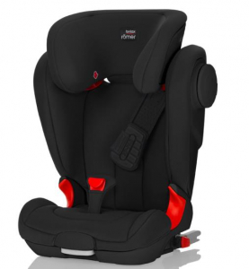 Kidfix XP II SICT Black Series