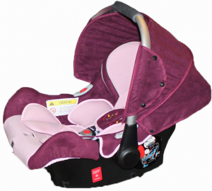 Lagun IsoFix Red